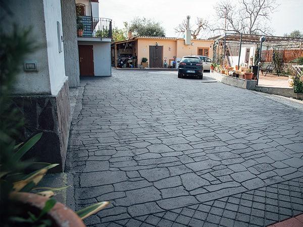 pavimentazione residenziale