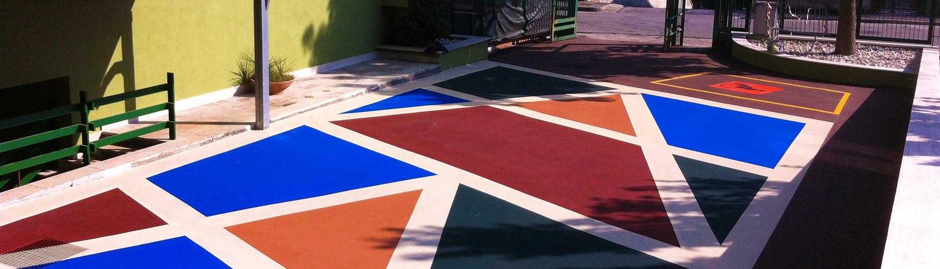 asfalto stampato